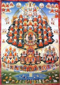 Albero del Rifugio Karma Kagyu