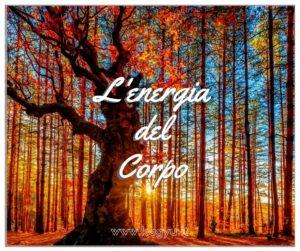 L'energia del Corpo