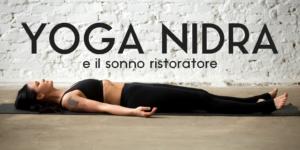 yoga nidra e insonnia