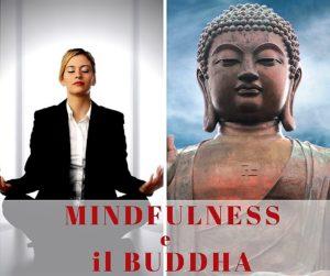 Mindfulness e il buddha