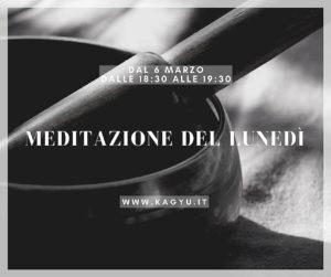 meditazione del lunedì - post